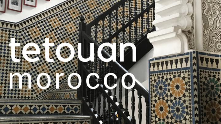 Tetouan, Morocco is for Art Lovers