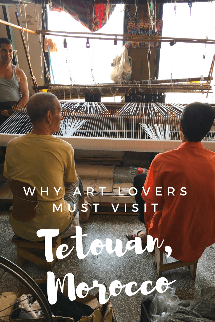 Why art lovers must visit Tetouan, Morocco