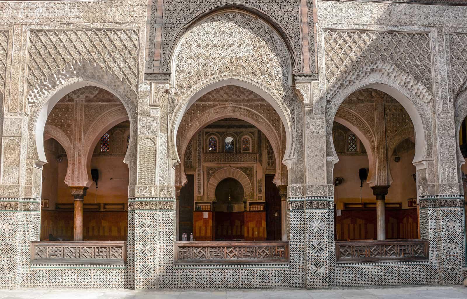 Bou Inania Madrasa Fez, Morocco