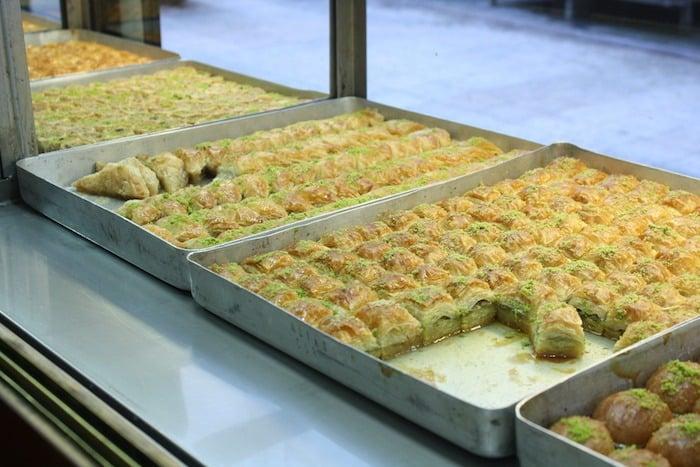 Baklava in Istanbul Dessert Tour