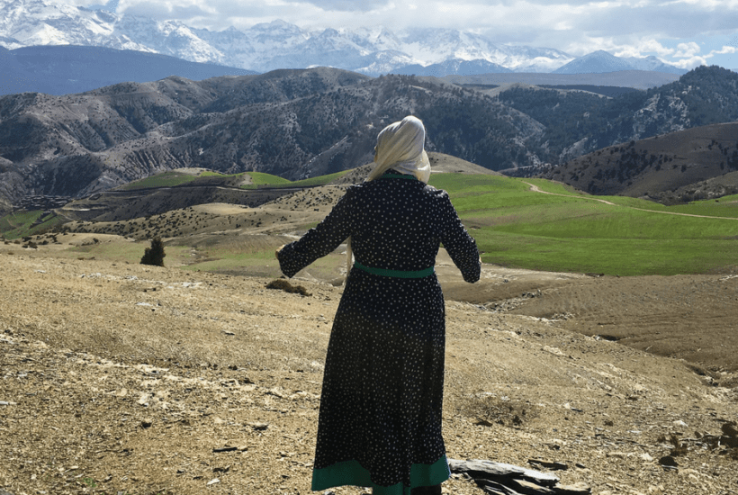 Have New Experiences Solo Travel Women Morocco