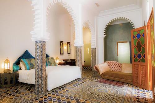 Hotel Blanco Riad Tetouan