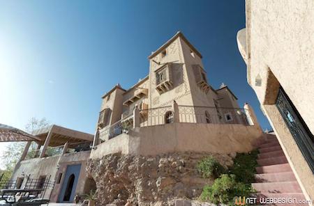 Kasbah Agoulzi Dades Valley Morocco