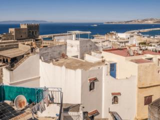 Medina of Tangier Morocco