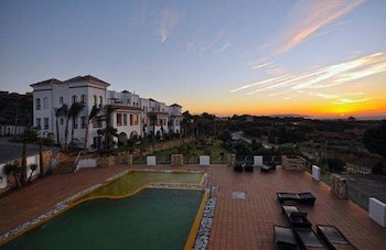 Mnar Castle Tangier Morocco