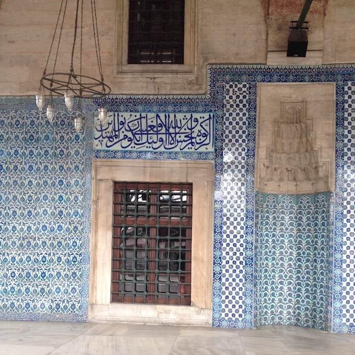 Rustem Pacha Mosque