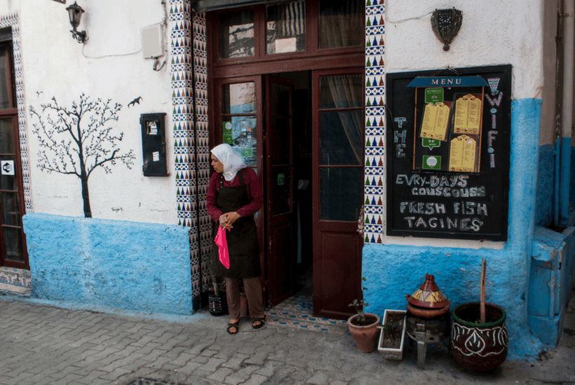 Where to Eat in Tangier