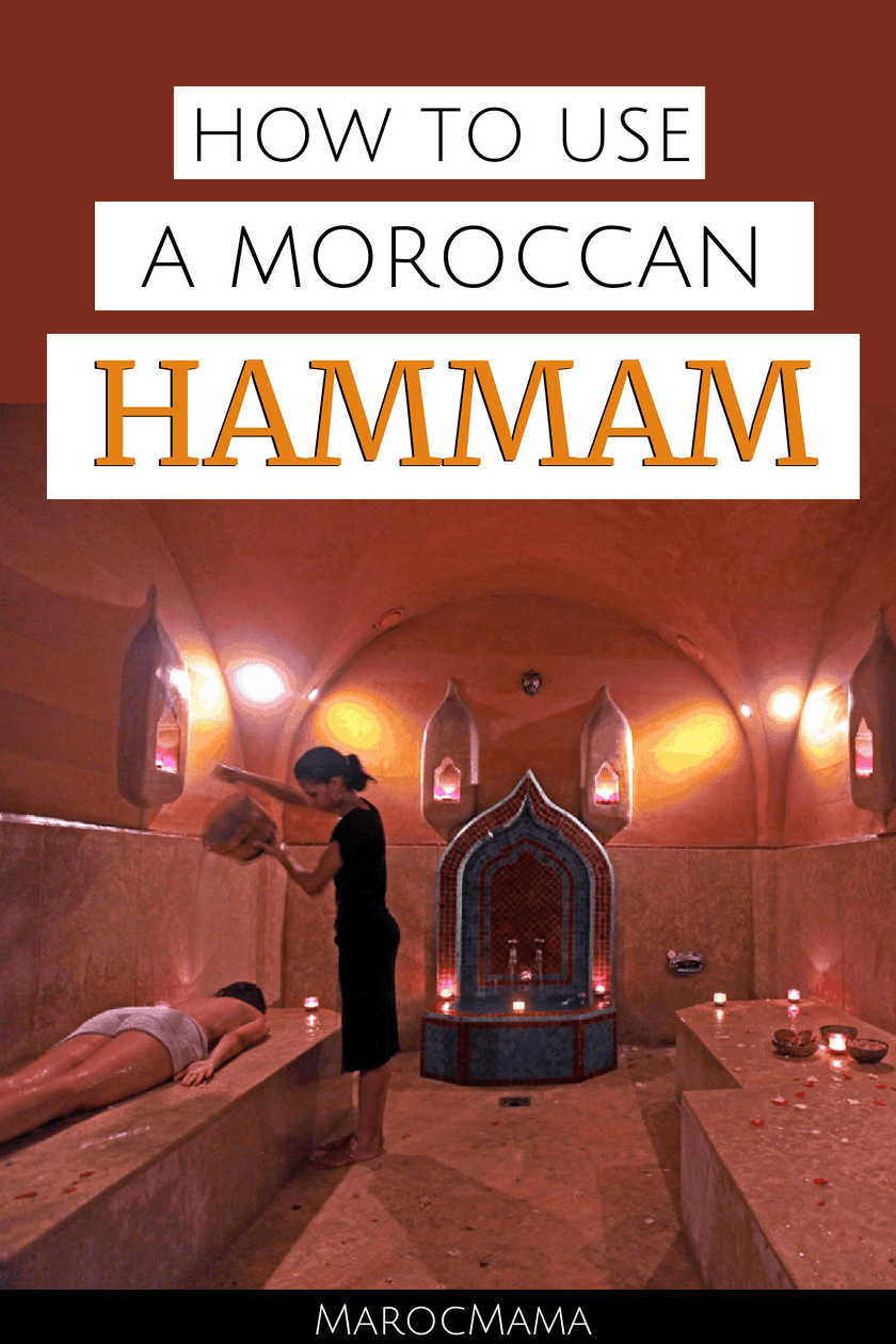 How To Use A Moroccan Hammam