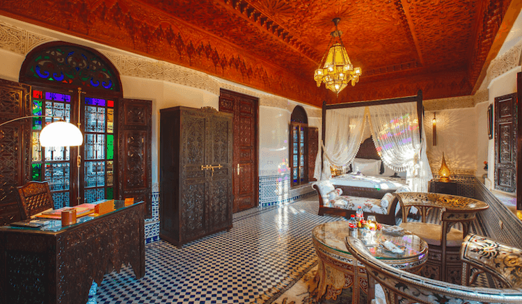 Riad Maya Fez Morocco