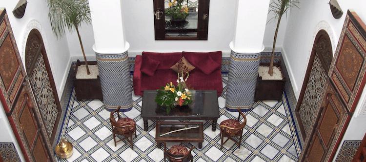 Riad Noujoum Fez