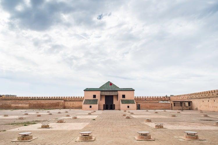 Kara Prison in Meknes Morocco