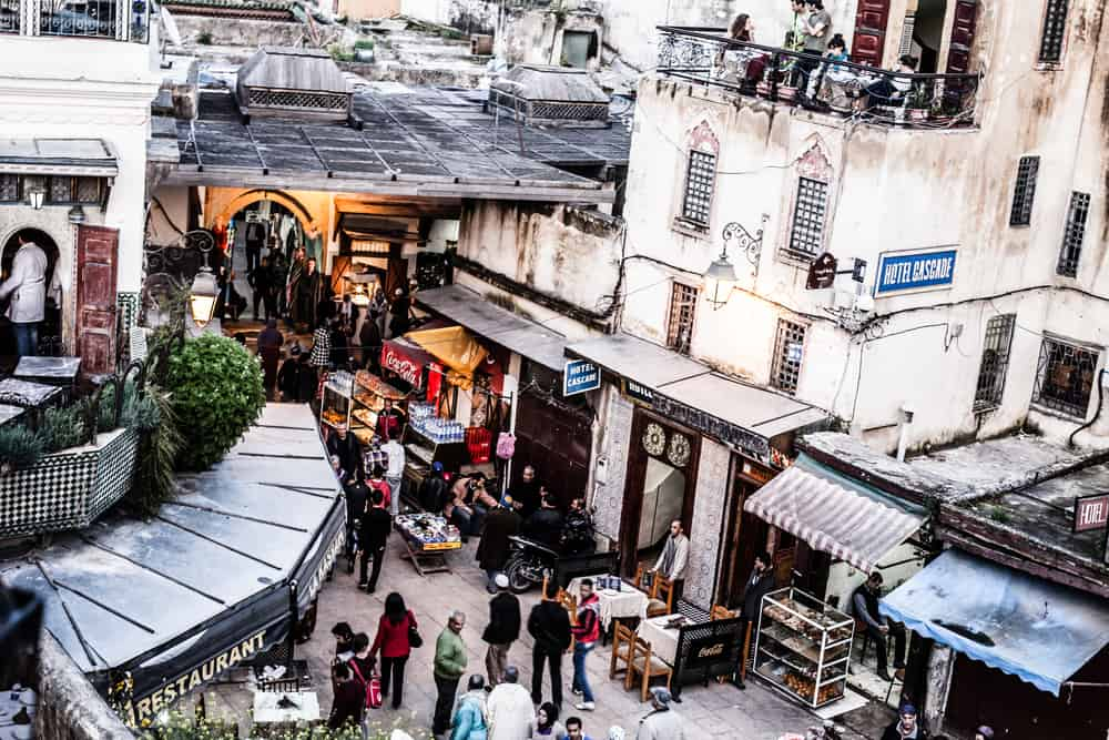 Winter City Break in Fez Morocco