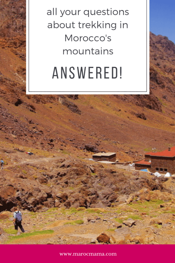 Wondering about hiking in Morocco's mountains_ Get your questions answered in this post.