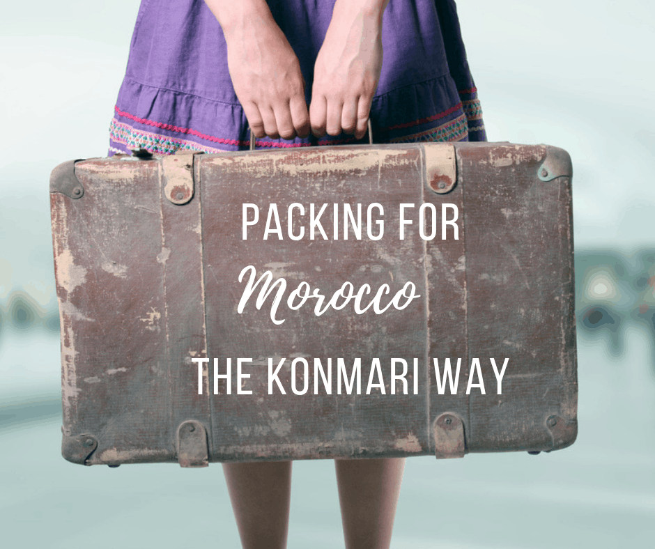 How to Pack the Konmari Way