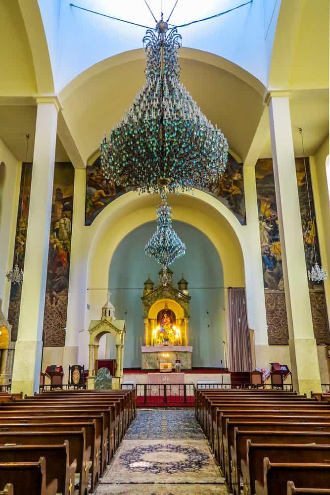 Tehran Saint Sarkis Armenian Apostolic Cathedral