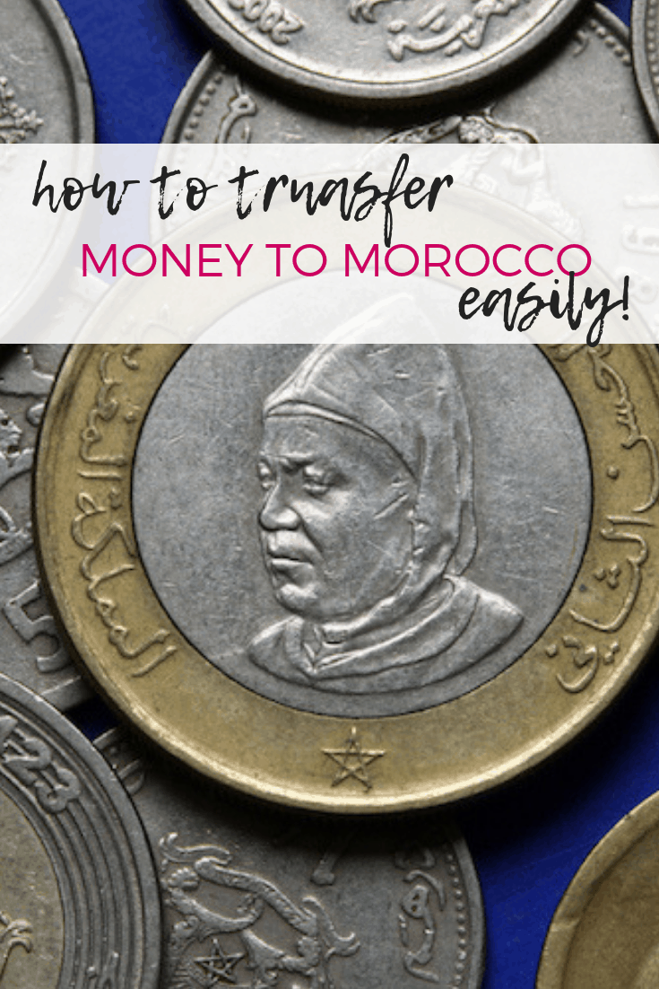 How to use Transferwise to send money to Morocco