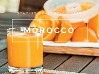 Staying Healthy in Morocco