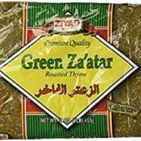 Ziyad Green Za'atar