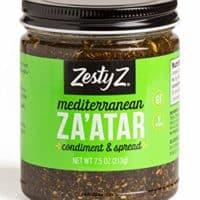 Savory Za'atar and Olive Oil Condiment