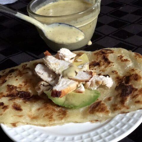 Chicken Tacos Arabes Recipe