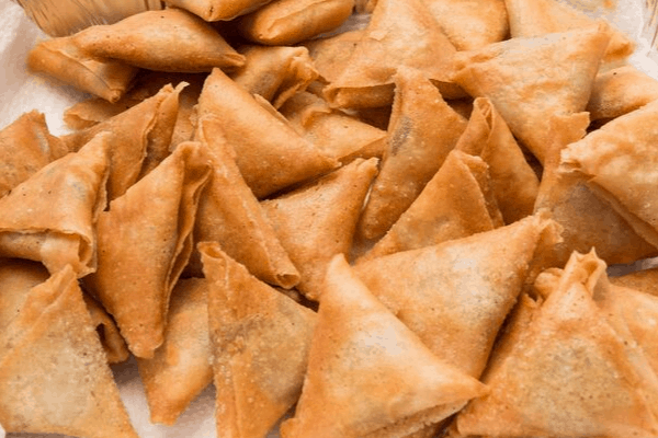 Fried Moroccan Briouats