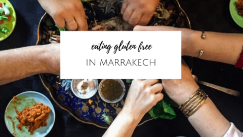 Gluten Free Guide to Marrakech