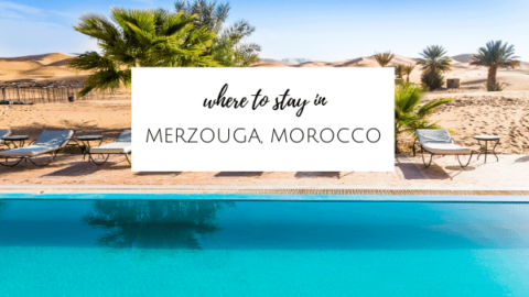 Cool Hotels in Merzouga, Morocco for Your Sahara Stay