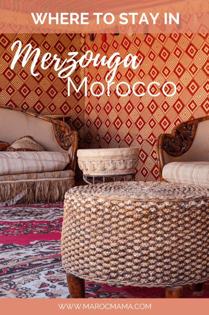 Merzouga Morocco Hotels
