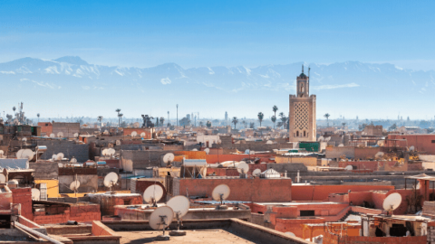 9 Riads Near Bab Taghazout, Marrakech