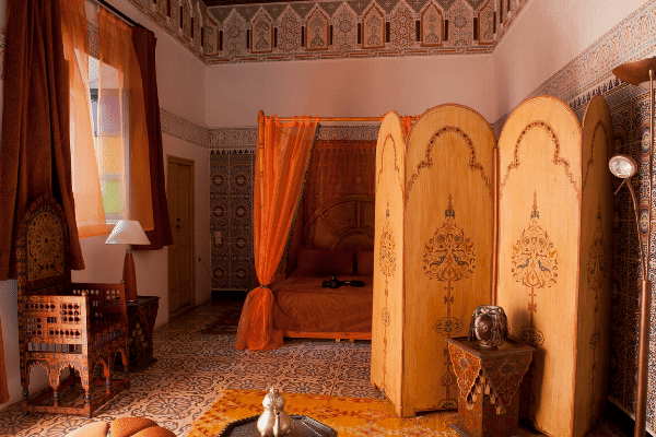 9 Riads South of Jemma el Fna for your Marrakech holiday