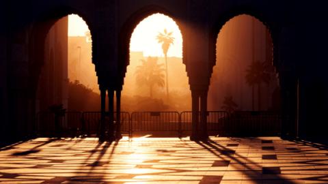 Visiting Casablanca, Morocco