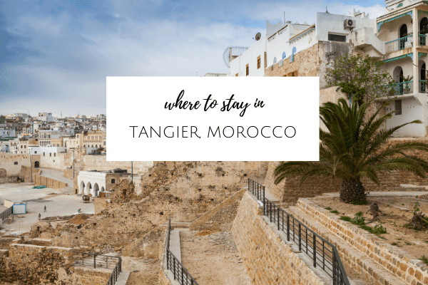 8 Tangier Hotels for Your Visit