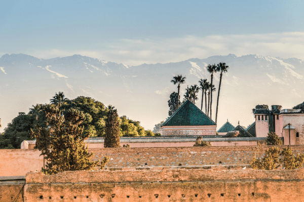 Riads and Hotels in the Kasbah for Your Marrakech Stay