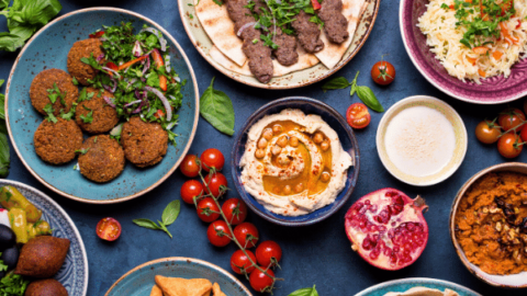 16 Middle Eastern Condiments and Mezze for your Next Party