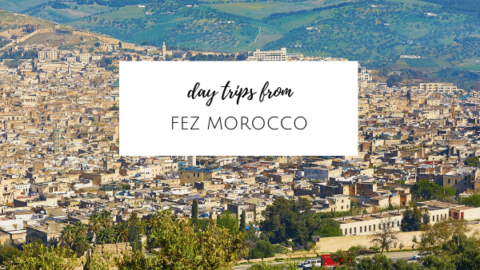 5 Day Trips from Fez to Add to Your Trip Plan