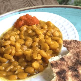 Moroccan Chickpea Recipe