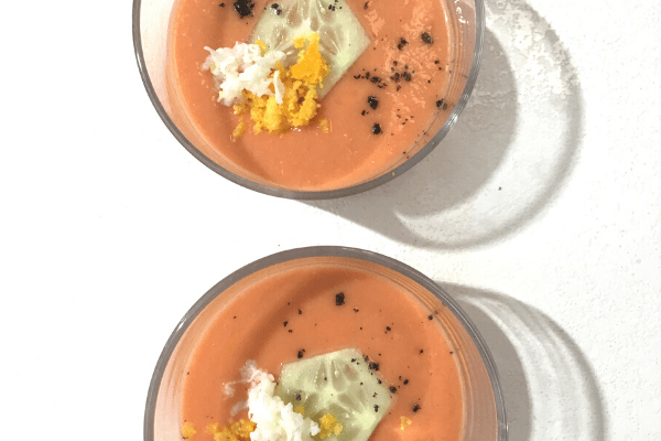 Salmorejo – Andalusian Cold Tomato Soup