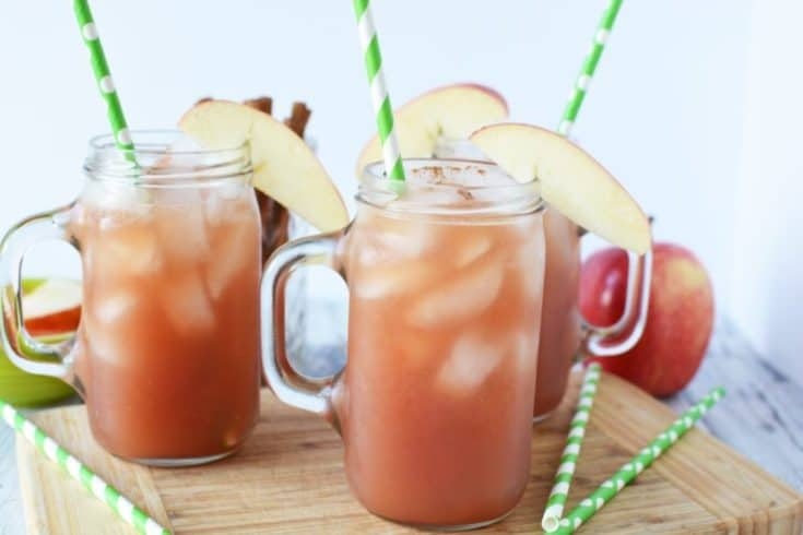 Non-Alcoholic Apple Cider Punch
