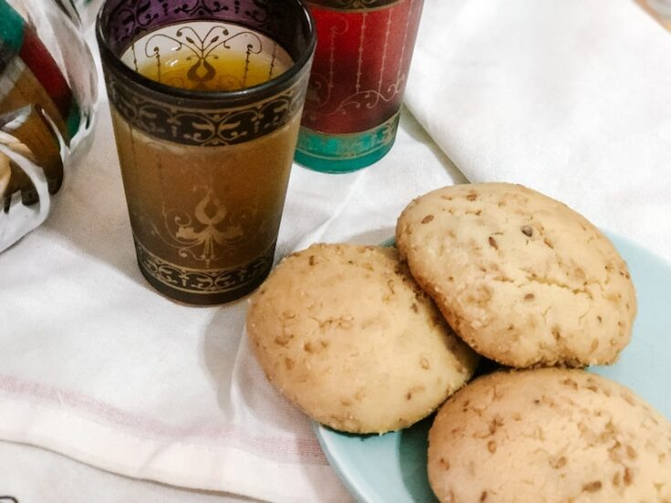 Moroccan Ghriba Cookie Recipe