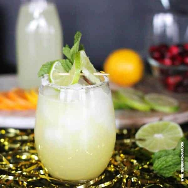 How to Make a Virgin Margarita