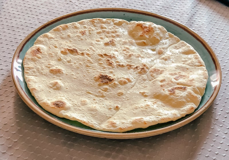 Moroccan Flat Bread Recipe