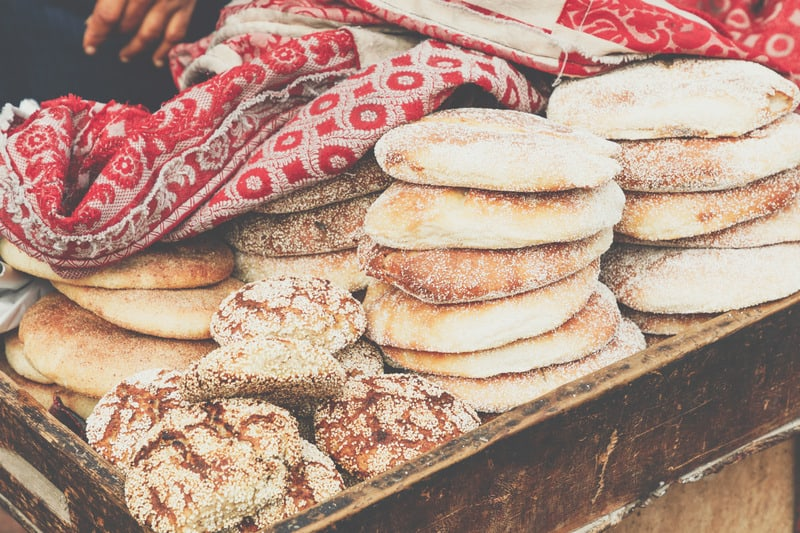 A Guide to Moroccan Bread with Recipes