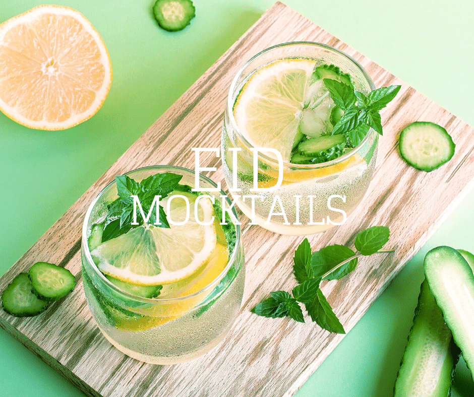 24 Mocktails for Your Eid Party!
