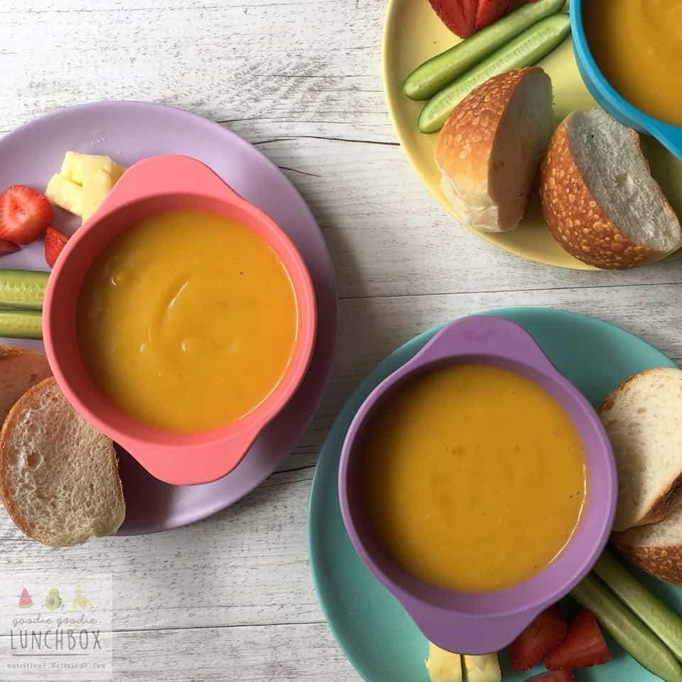The Best Pumpkin Soup for Kids