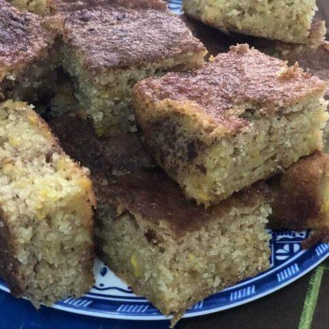 Gluten Free Cinnamon Fig Zucchini Bread