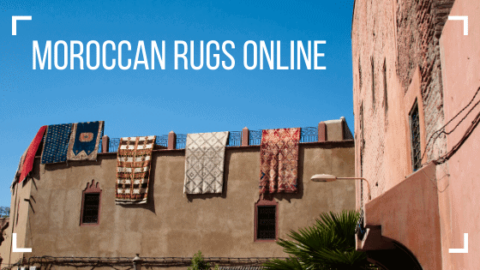 Where to Buy Moroccan Rugs Online