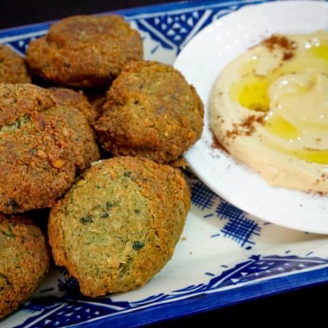 Middle Eastern Falafel Recipe