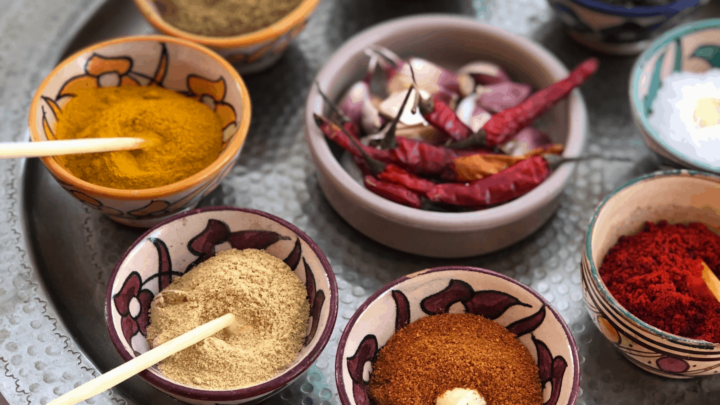 Moroccan Spices and Pantry Items to Have on Hand