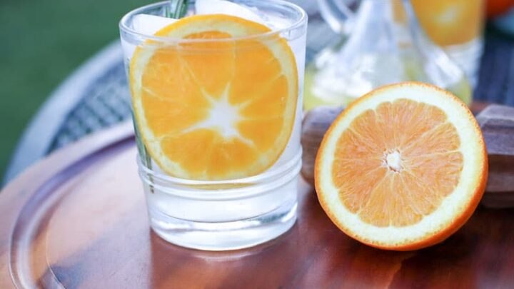 High Atlas Alcohol Free Rosemary Citrus Spritzer