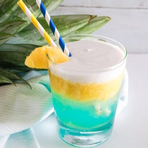 Essaouira Blue Mocktail